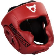 Ringhorns Charger Headgear-Red