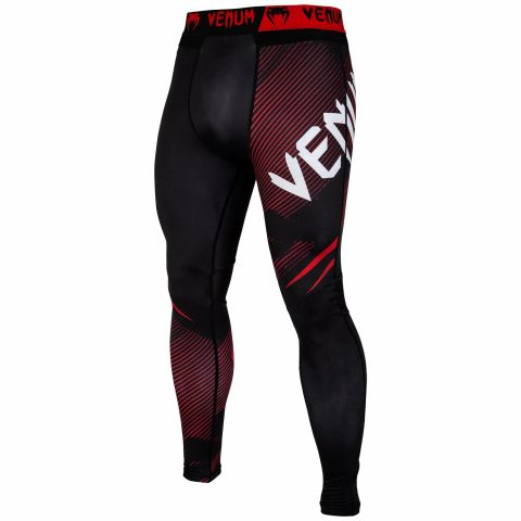 Venum NoGi 2.0 Compression Tights - Black