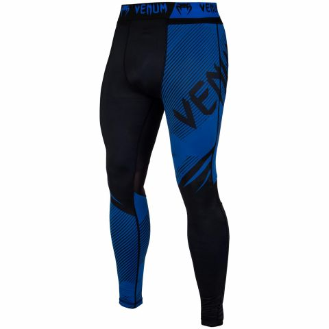 Venum NoGi 2.0 Compression Tights - Black/Blue