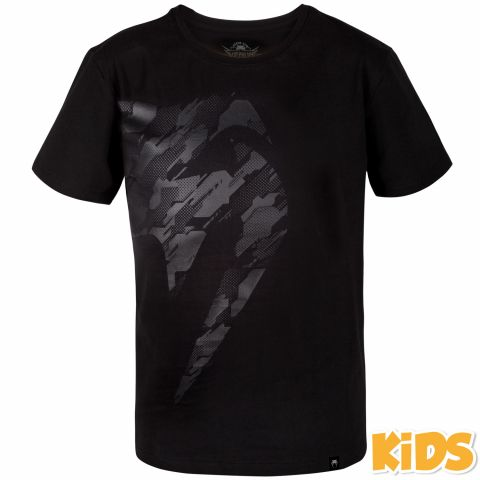 Venum Tecmo Giant T-shirt - Kids - Black/Khaki