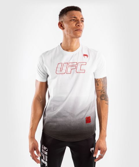UFC Venum Authentic Fight Week 2 Men's Short Sleeve T-shirt - White