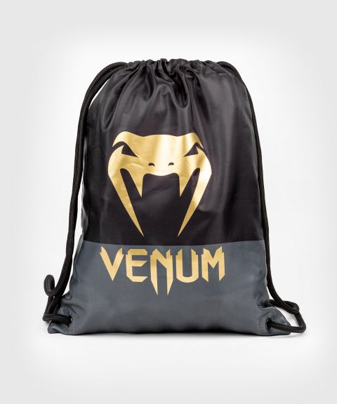 Venum Classic Drawstring Bag - Black/Bronze