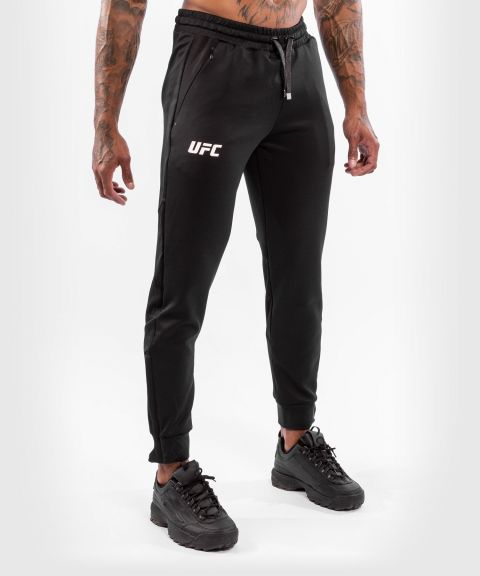 UFC Venum Authentic Fight Night Men's Walkout Pant - Black