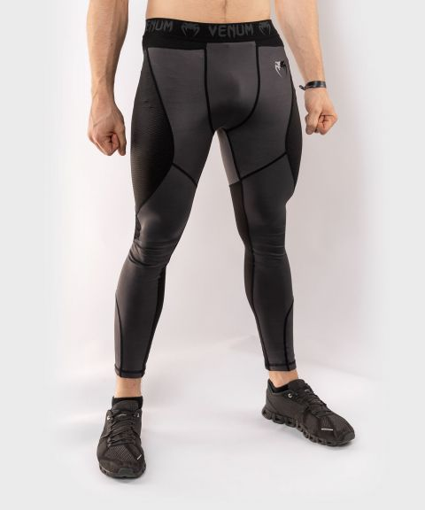 Venum G-Fit Compression Tights - Grey/Black