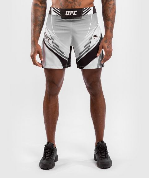 UFC Venum Authentic Fight Night Men's Gladiator Shorts - White