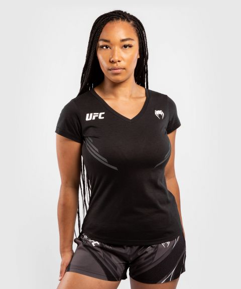 UFC Venum Replica Women's Jersey - Black