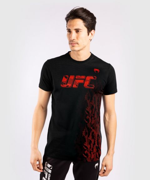 UFC Venum Authentic Fight Week Men's Short Sleeve T-shirt - Black