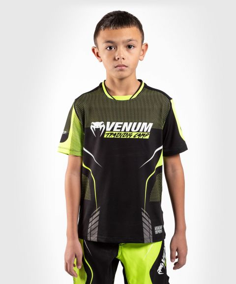 Venum Training Camp 3.0 Kids Dry Tech T-shirt