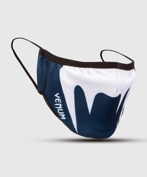 VENUM FACE MASK - NAVY/WHITE