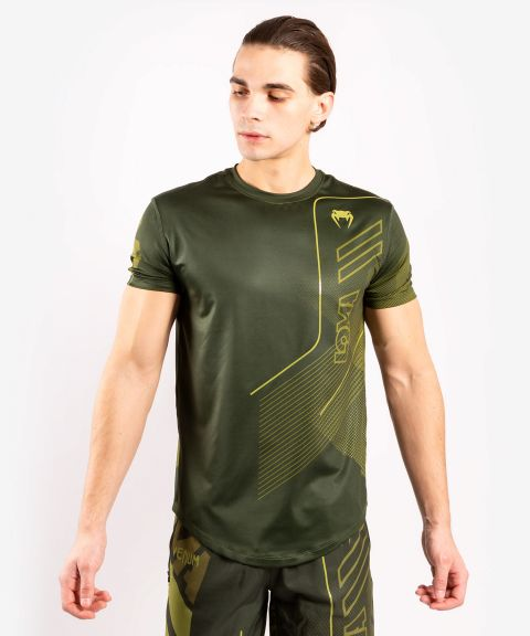 Venum Loma Commando Dry Tech  T-shirt - Khaki