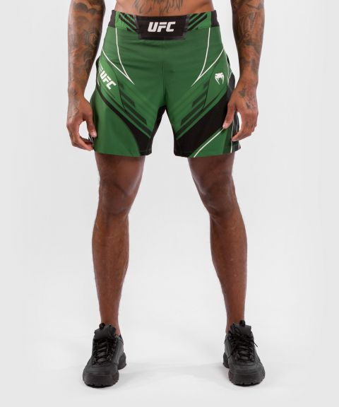 UFC Venum Authentic Fight Night Men's Gladiator Shorts - Green