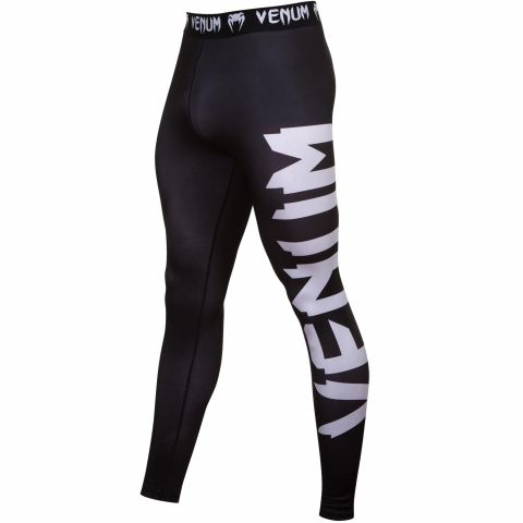 Venum Giant Compression Tights - Black/Ice