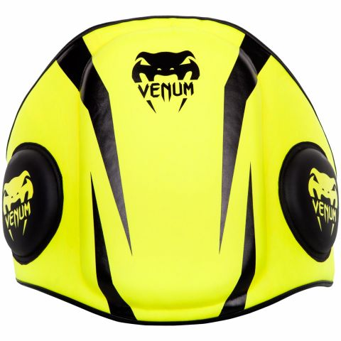 Venum Elite Belly Protector - Neo Yellow