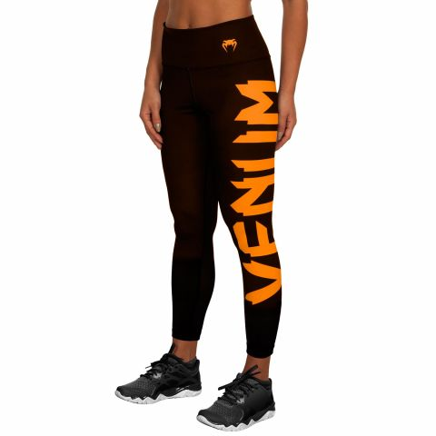 Venum Giant Leggings - Black/Coral