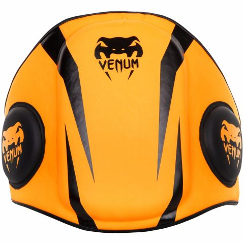 Venum Elite Belly Protector - Neo Orange