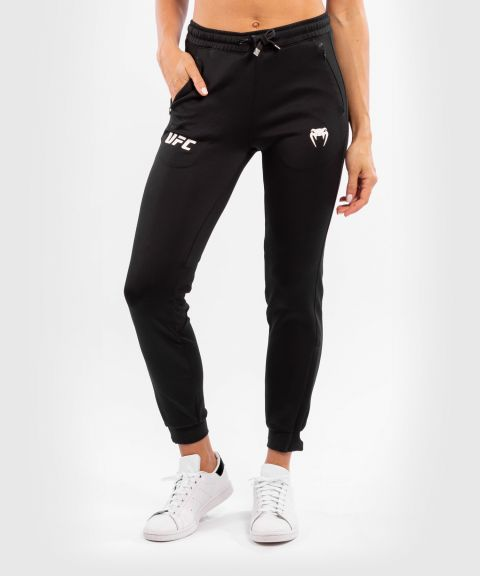 UFC Venum Authentic Fight Night Women's Walkout Pant - Black