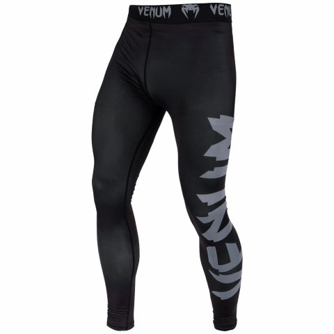 Venum Giant Compression Tights - Black/Grey