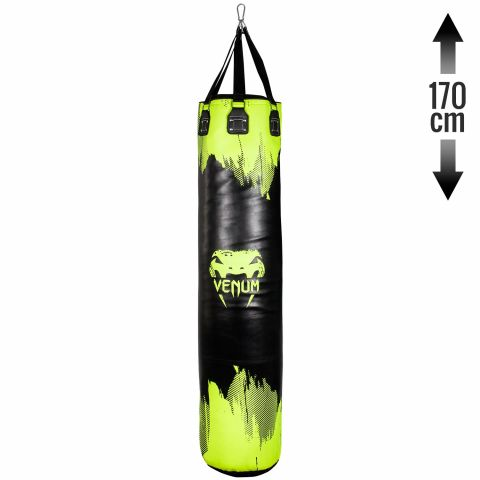 Venum Hurricane Punching Bag - Neo Yellow/Black - 170 cm