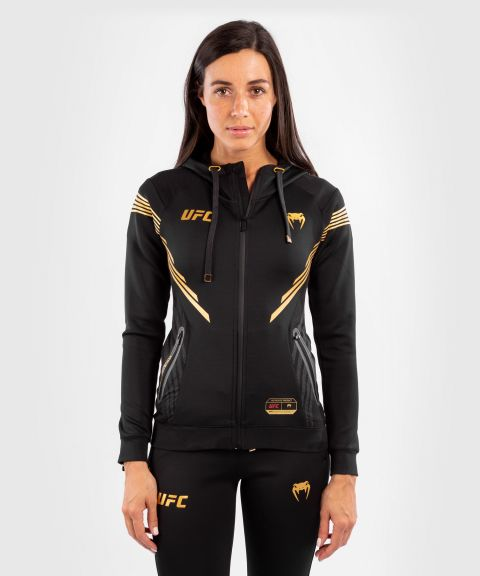 UFC Venum Authentic Fight Night Women's Walkout Hoodie - Champion