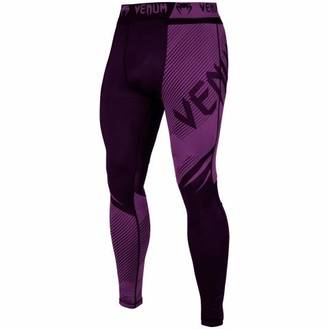 Venum NoGi 2.0 Compression Tights - Black/Purple