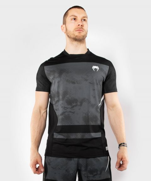 Venum Sky247 Dry Tech T-shirt - Black/Grey