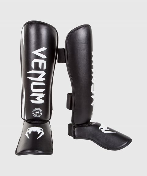 Venum Challenger Standup Shin Guards - Black