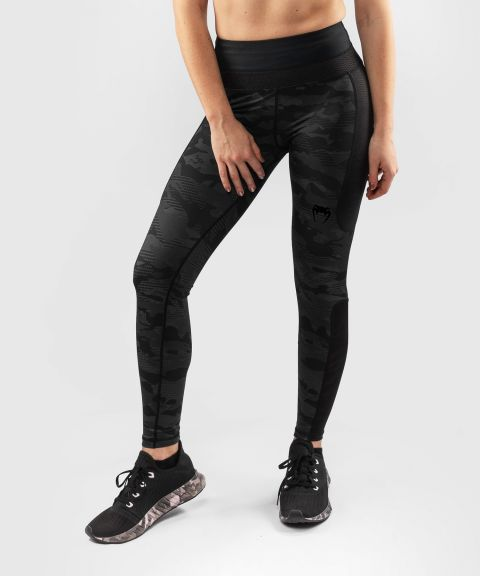 Venum Defender Leggings - for women - Black/Black