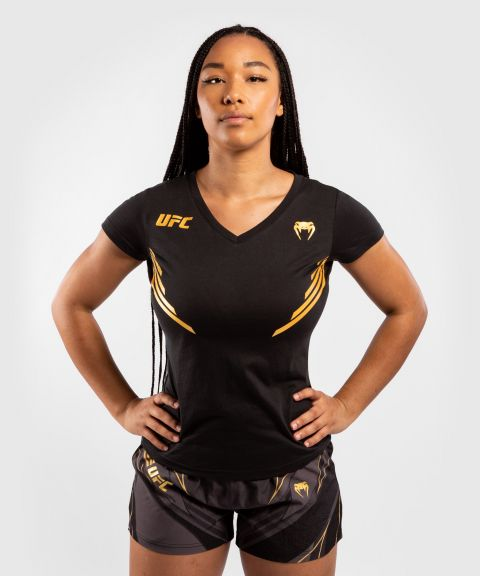 UFC Venum Replica Women's Jersey - Champion