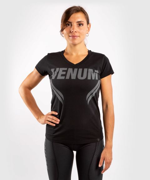 Venum ONE FC Impact T-shirt - for women - Black/Black