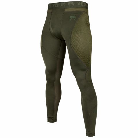 Venum G-Fit Compression Tights - Khaki