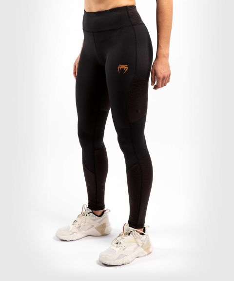 Venum Dune 2.0 Leggings - For Women - Black/Bronze