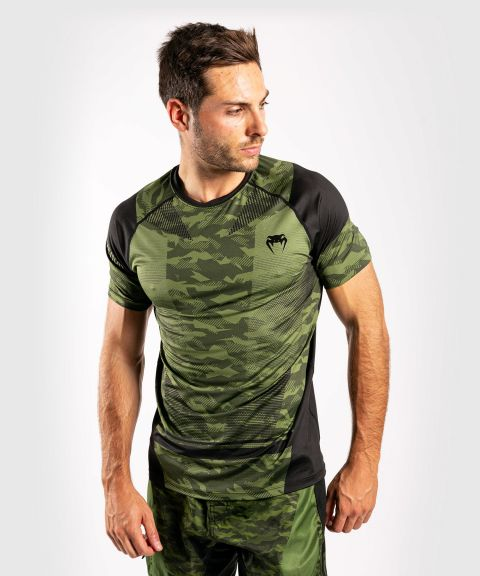 Venum Trooper Dry-Tech  T-shirt - Forest camo/Black