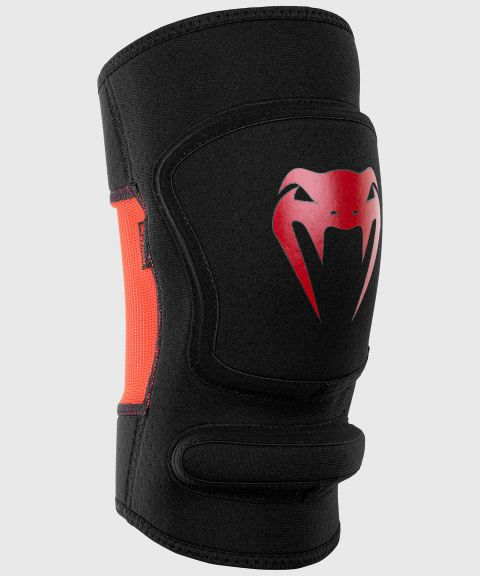 Venum Kontact Evo Knee Pad - Black/Red