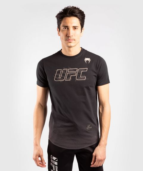 UFC Venum Authentic Fight Week 2 Men's Short Sleeve T-shirt - Black