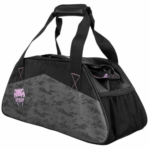 Venum Camoline Sports Bag - Black/Pink Gold