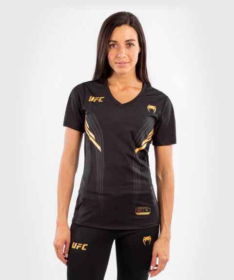 UFC Venum Authentic Fight Night Women's Walkout Jersey - Champion