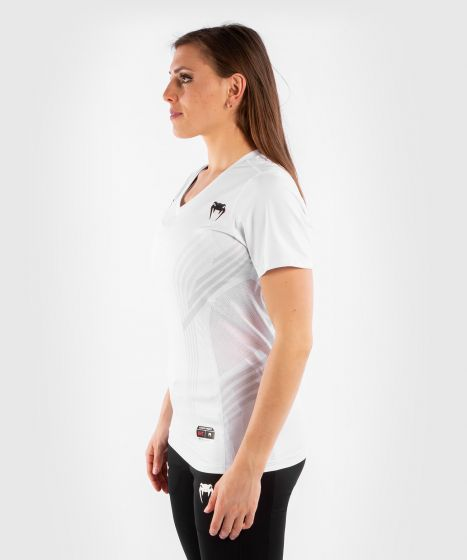 UFC Venum Fighters Authentic Fight Night Women's Walkout Jersey - White