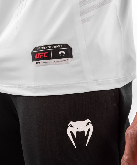 UFC Venum Fighters Authentic Fight Night Men's Walkout Jersey - White